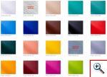 Krzesła medyczne - kolory tapicerek