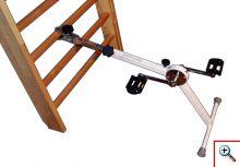 Rotor rehabilitacyjny do kończyn dolnych